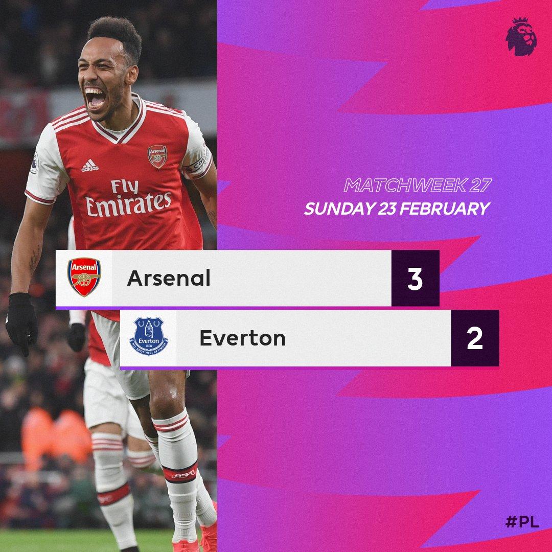 Arsenal 3–2 Everton Highlight Mp4 Download