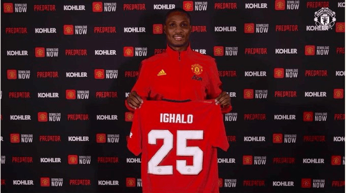 Odion Ighalo Set To Depart Manchester United As Talks