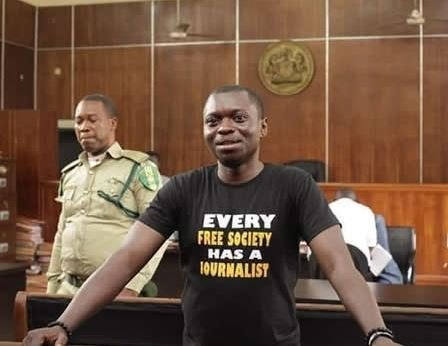 Journalist, Agba Jalingo Granted N10Million Bail By Court 6