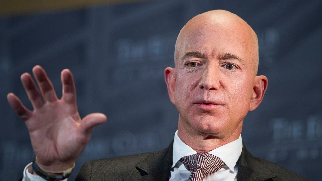 Jeff Bezos Set To Become The First Trillionaire In The World