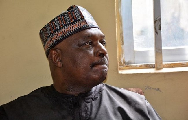 Supreme Court Upholds 12-Year Prison Sentence Given To Ex Taraba Governor, Nyame