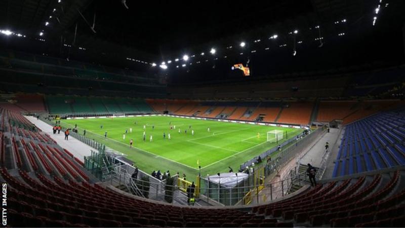 Coronavirus: Juventus vs Inter Milan, Four Other Serie A Matches Postponed