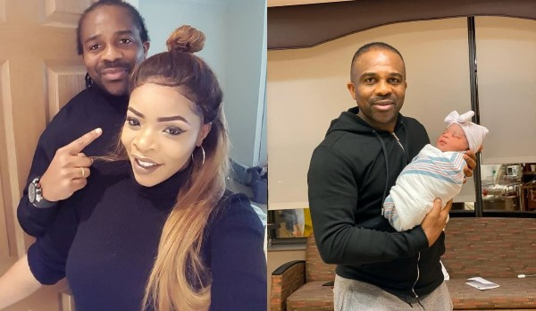 Laura Ikeji And Her Husband, Ogbonna Kanu Welcome Their Second Child Together