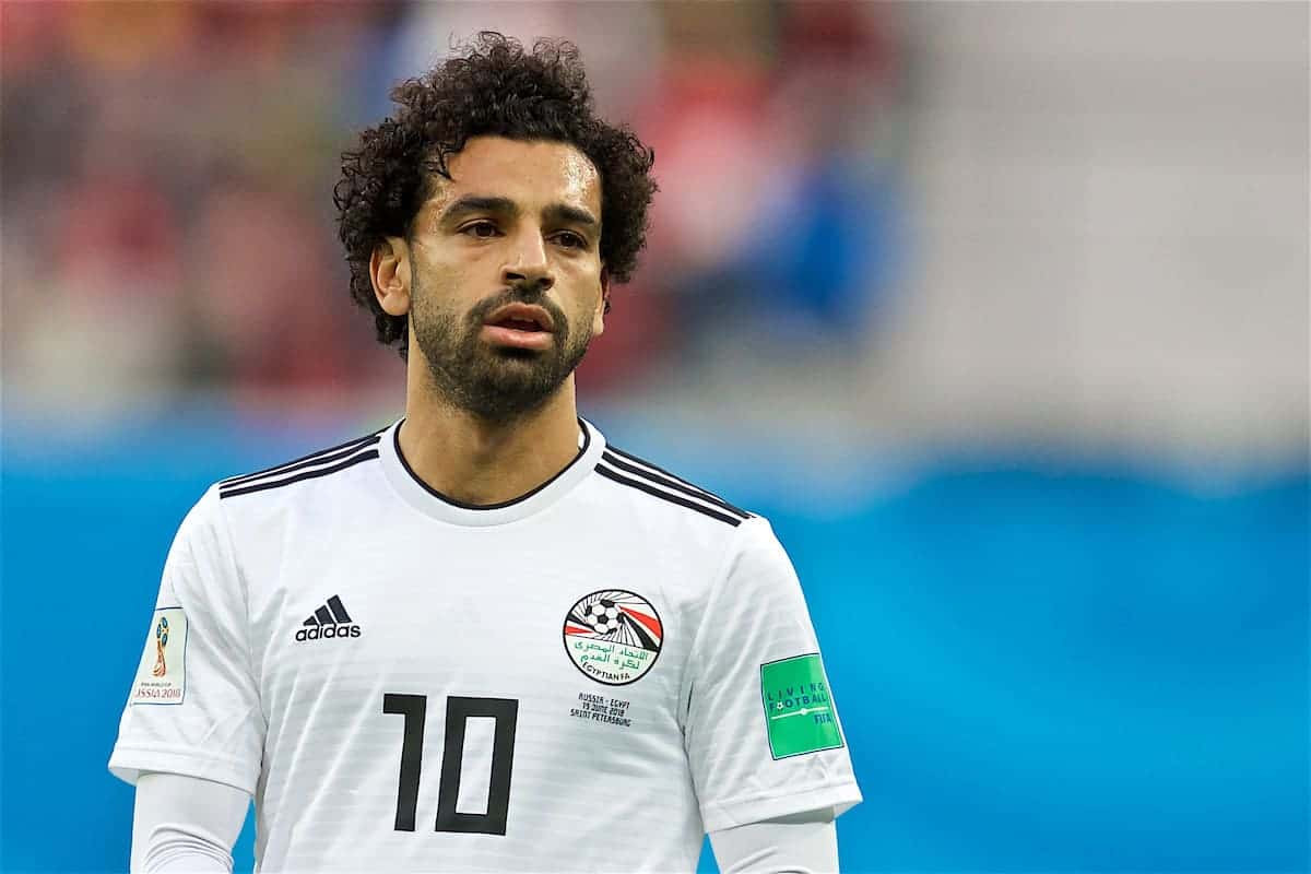 Liverpool FC And Egypt FA Clash Over Mo Salah's 2020 Olympics Participation