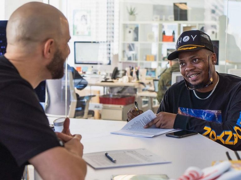 Olamide Signs Recording Agreement With American Record Label, Empire