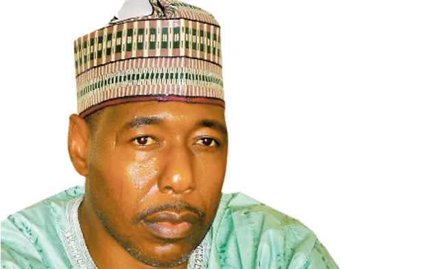 Redeploy Disbanded SARS Officers To Borno To Fight Boko Haram — Gov. Zulum