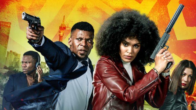 Queen Sono Netflix Premieres Its First Original African Series