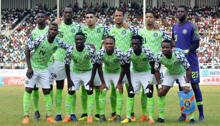 Checkout Super Eagles' New Kit Inspired By Traditional Agbada Design (Photos)