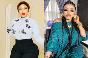 'Bobrisky Is The Most Talked About Person In The World' – Tonto Dikeh