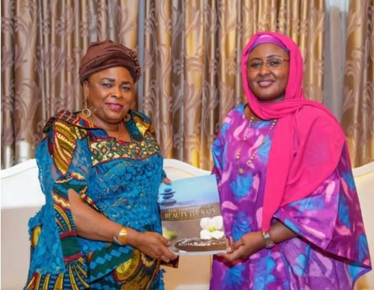 Aisha Buhari, Patience Jonathan