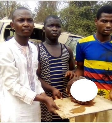 Alfa Arrested For Stealing The Head Of A Corpse For Money Rituals