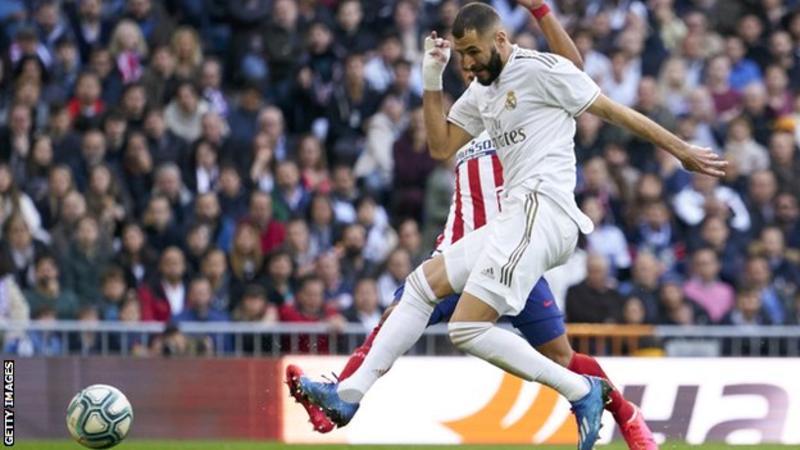VIDEO: Real Madrid 1 – 0 Atletico Madrid — La Liga Highlight