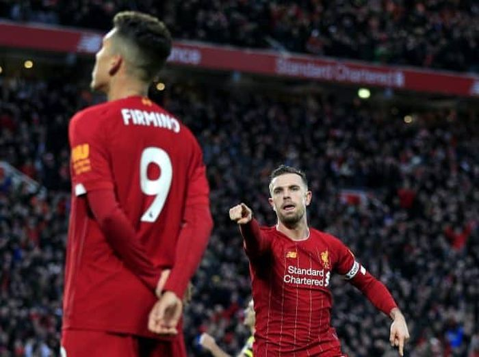 VIDEO: Liverpool 4 – 0 Southampton — EPL Highlight 3