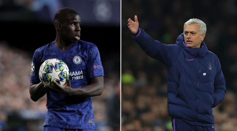 'Jose Mourinho Told Me I Was Rubbish'- Zouma