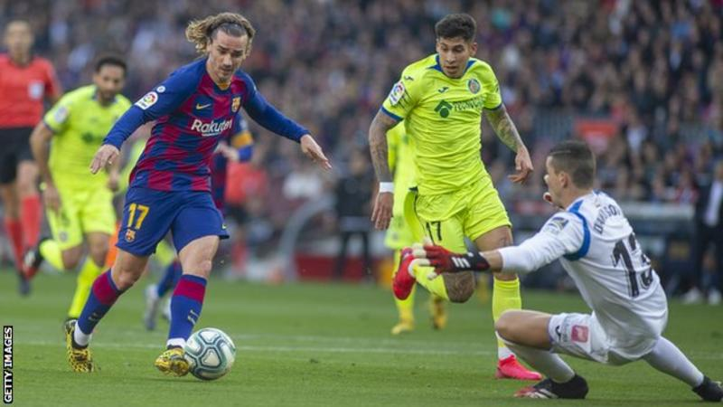 VIDEO: Barcelona 2 – 1 Getafe — La Liga Highlight