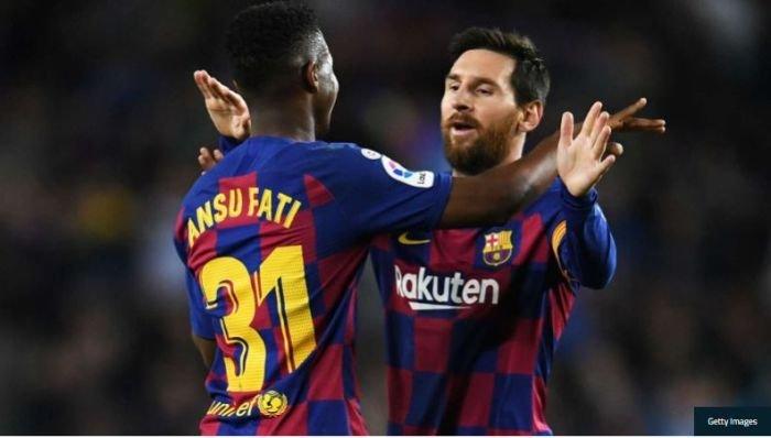 Barcelona 2 – 1 Levante LaLiga Highlight Mp4 Download