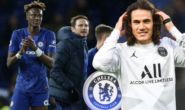 See What Abraham Said About Chelsea Signing Cavani