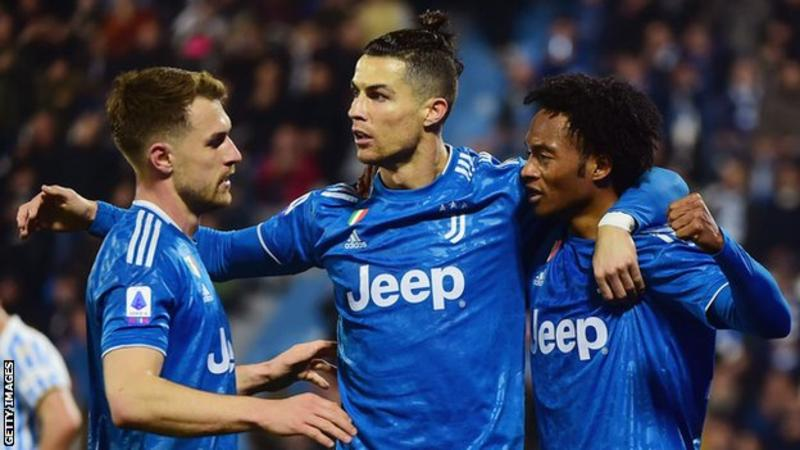 SPAL 1 – 2 Juventus Serie A Highlight Mp4 Download