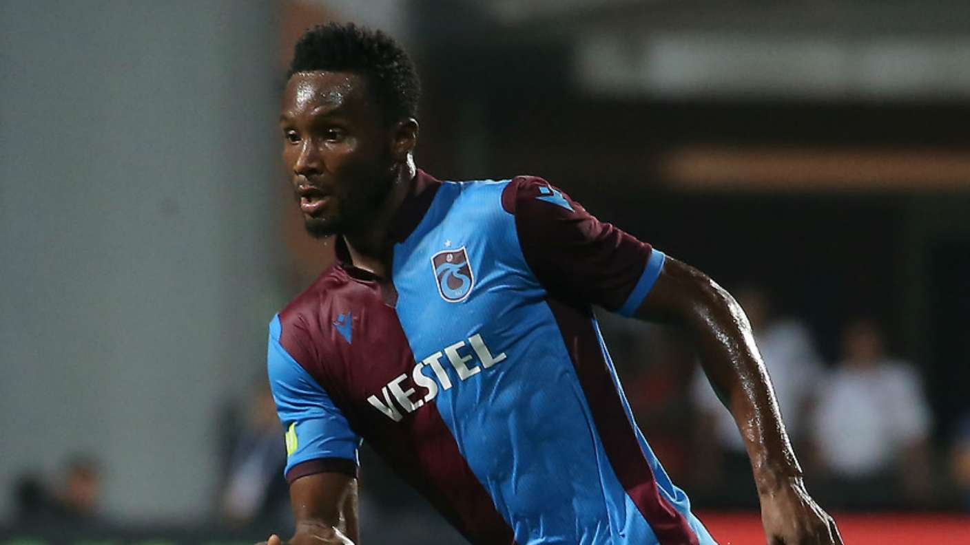 Mikel responds to racist abuse in Turkey