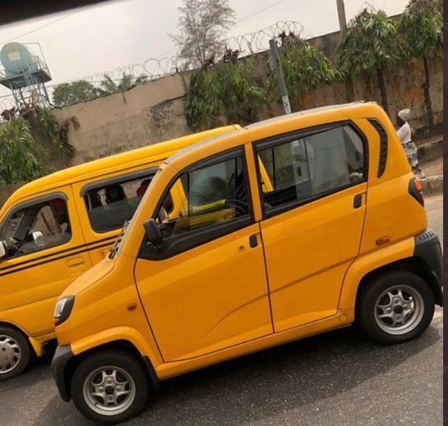 Checkout The Small Cars Lagos State Government Used To Replace Keke Napep (Photos)