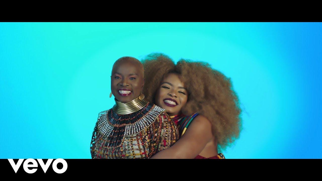 VIDEO: Yemi Alade Ft Angelique Kidjo – Shekere