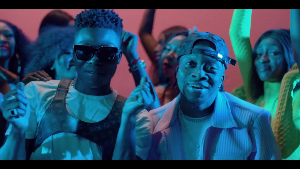 VIDEO: Oxlade Ft. Reekado Banks – Craze