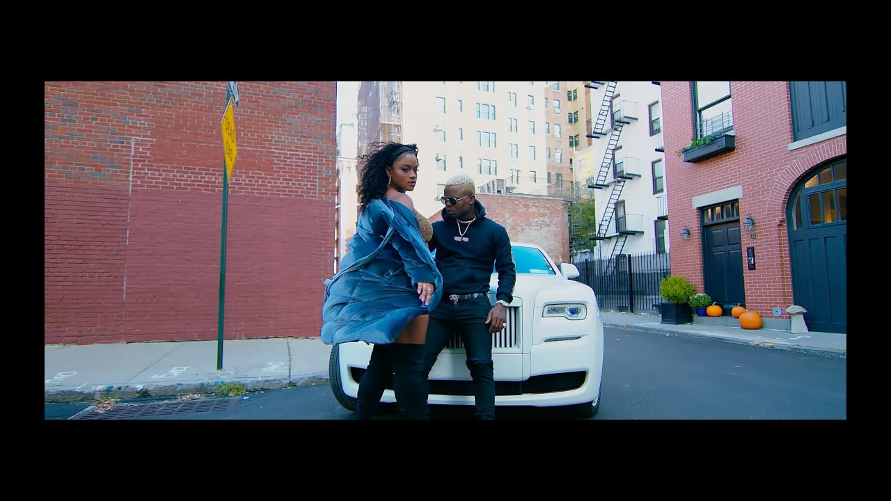 VIDEO: Harmonize – Tepete Ft. Mr Eazi