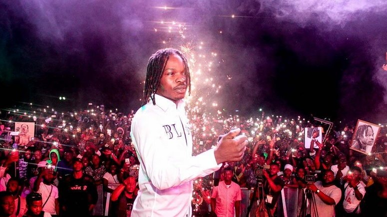 Fan Stabbed At Naira Marley's Concert In London