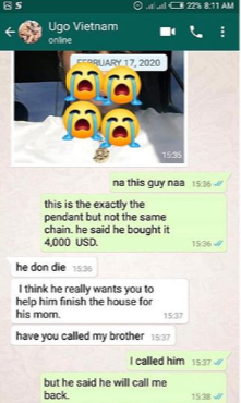 OMG! Nigerian Man Shares Story Of How He Met A Friend Who Died A Month Ago 24