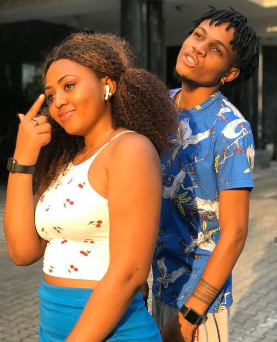 """""""Ned Took You Away From Me"""" – Regina Daniels Brother"""