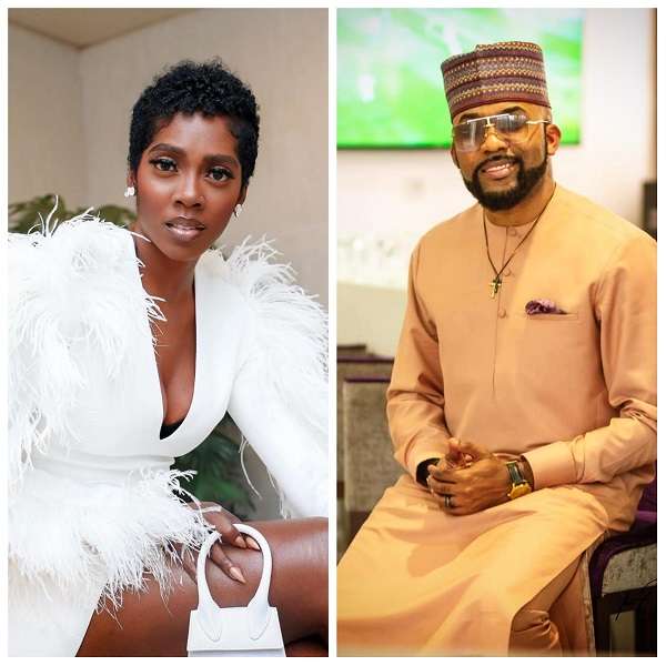 """My Most Embarrassing Moment Is When Banky W Saw Me N*ked"" – Tiwa Savage Reveals"