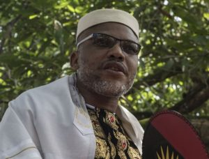 'Stop Going To Church'- Nnamdi Kanu Instructs Igbos