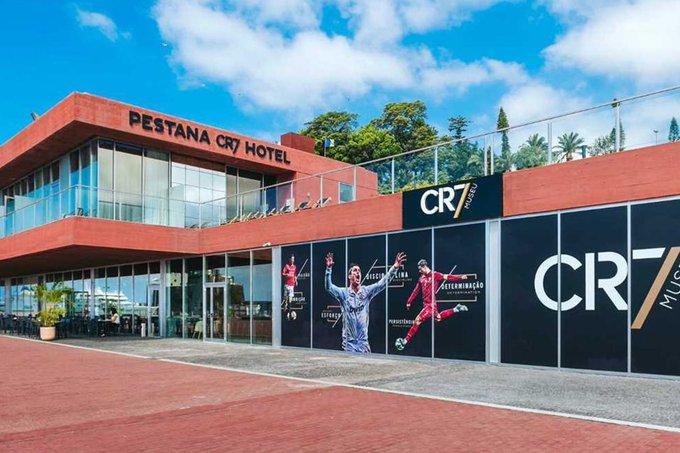 Coronavirus: Ronaldo Is Converting His Hotels To FREE Hospitals In Portugal 3