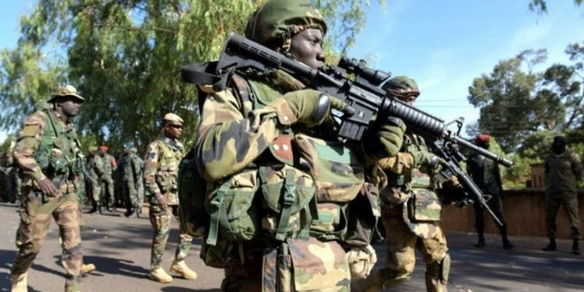 Two Soldiers Test Positive For Coronavirus In Borno
