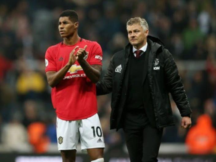 Solskjaer Insists Man Utd Won´t Rush Rashford Return