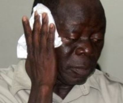 Adams Oshiomhole Begs APC Members For Forgiveness