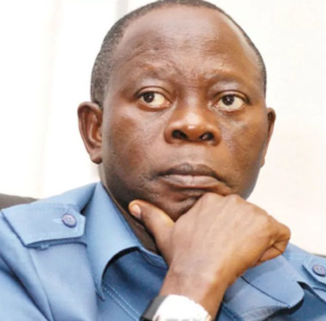 Appeal Court Fails To Hear Oshiomhole's Suit