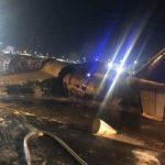 Aeroplane Carrying Coronavirus Materials & Patient Crashes In Manila (Video) 10