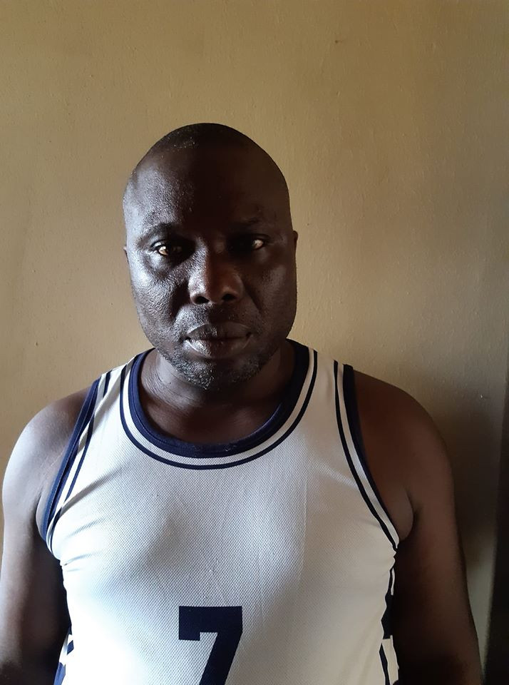 Anambra Man Allegedly Murders Wife, Stays With Her Corpse For Three Days