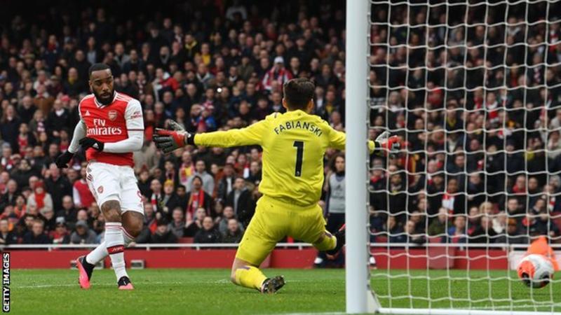 Arsenal 1 – 0 West Ham