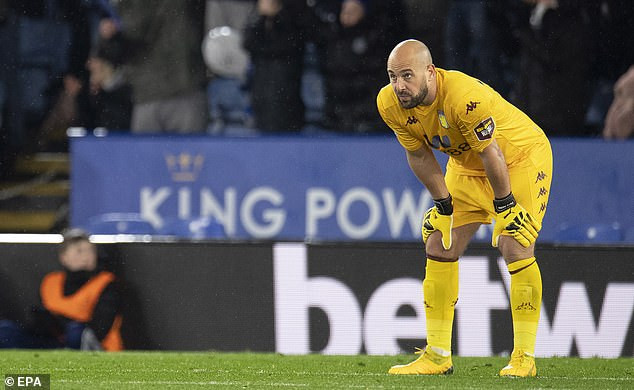 Aston Villa Goalkeeper, Pepe Reina Opens Up About Coronavirus Symptoms He Experienced