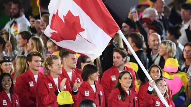 #COVIDー19: Canada Withdraws Athletes From Olympic