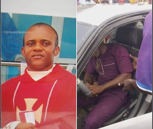 Catholic Priest Found Dead In His Car In Anambra State