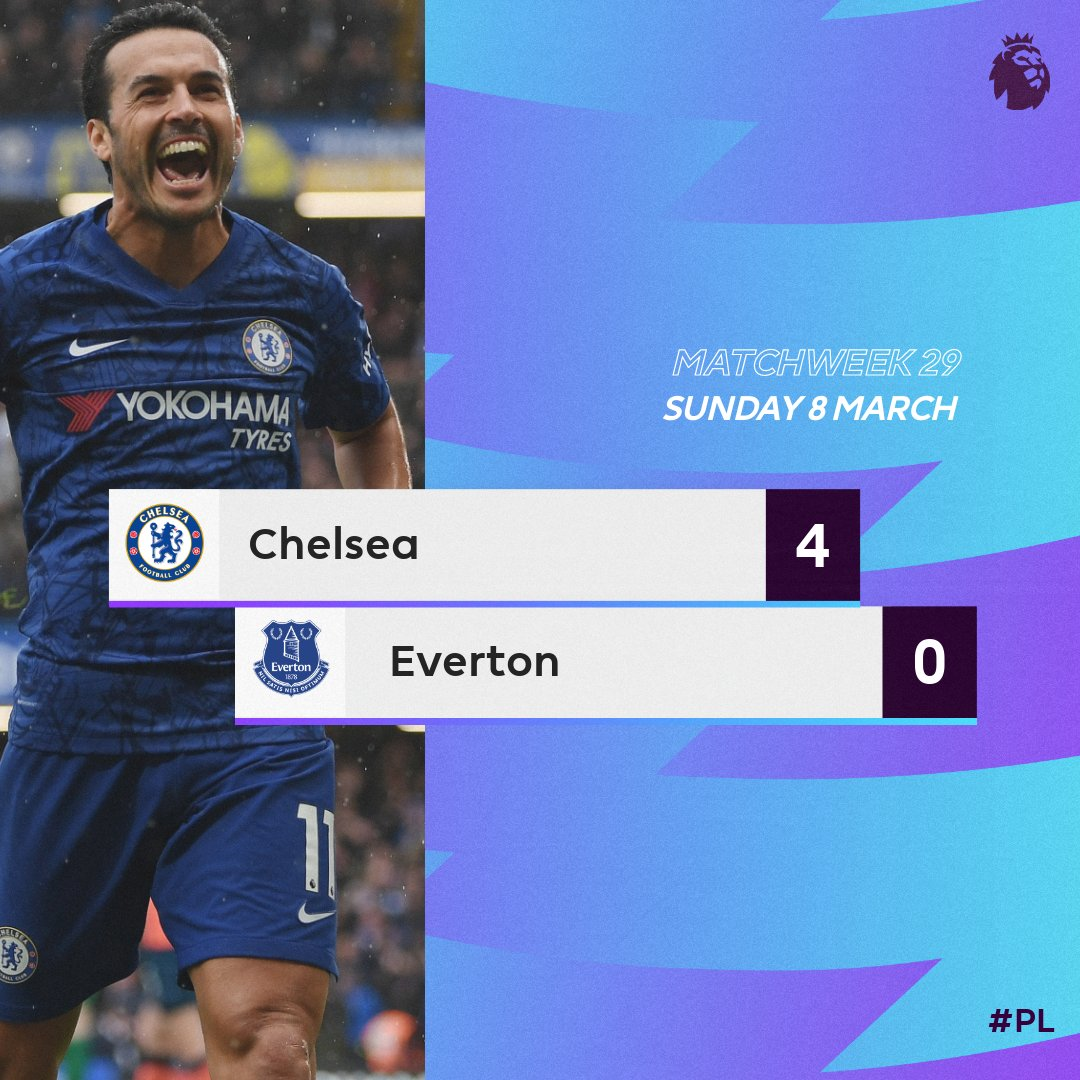 Chelsea 4–0 Everton Highlight Mp4 Download