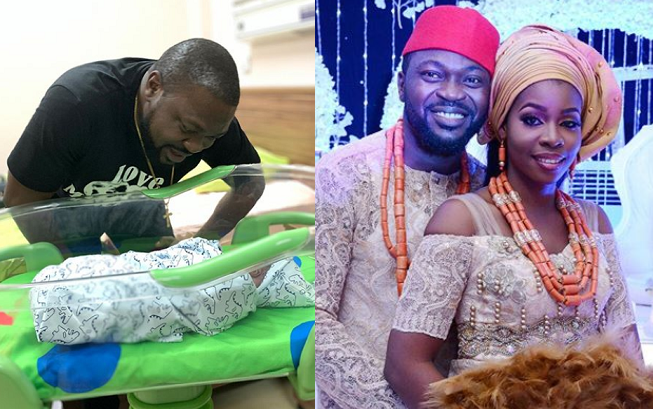 Comedian, Buchi Welcomes Bouncing Baby Boy With His Wife