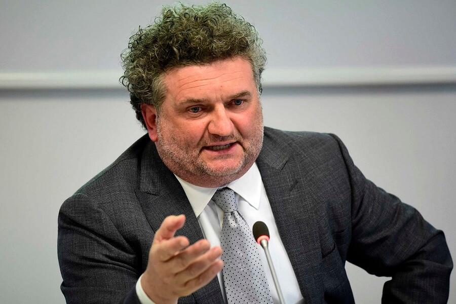 Coronavirus: Italian Minister, Alessandro Mattinzoli Tests Positive