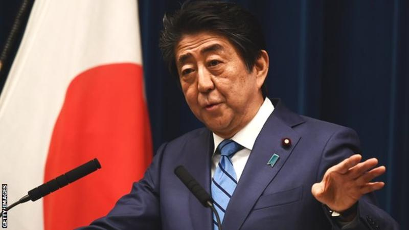 Coronavirus: Japan's PM Shinzo Abe Reveals Olympics Won't Be Called Off