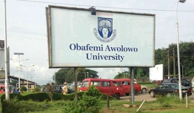 Coronavirus OAU Shut Down Indefinitely