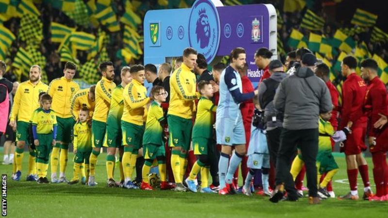Coronavirus Premier League PAUSES Pre-Match Fair-Play Handshakes Till Further Notice