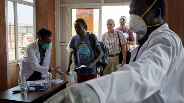 Corornavirus: Sudan Declares State Of Emergency